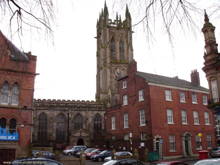 St. Michael's Church, Ashton under Lyne
