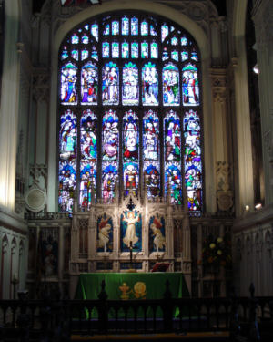 East window, St. Michael's Church