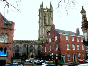 St Michael's Parish Church, Ashton under Lyne
