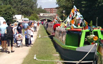 Tameside Canals Festival