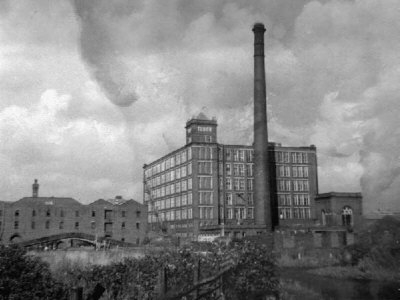 Tudor Mill, Ashton under Lyne